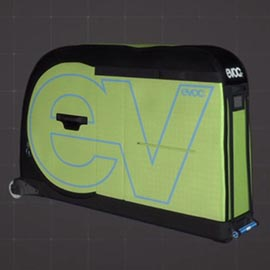 Evoc Bike Travel Bag<span>commercial</span>